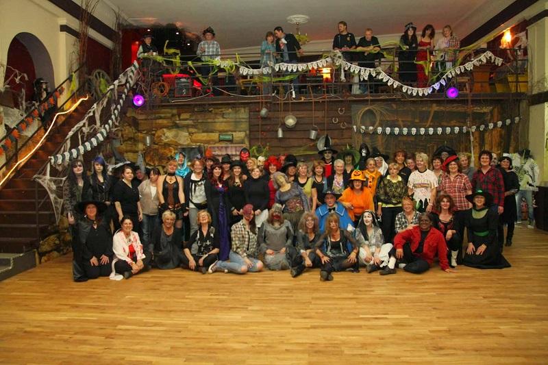 Halloween Country Linedancer Berlin-Brandenburg