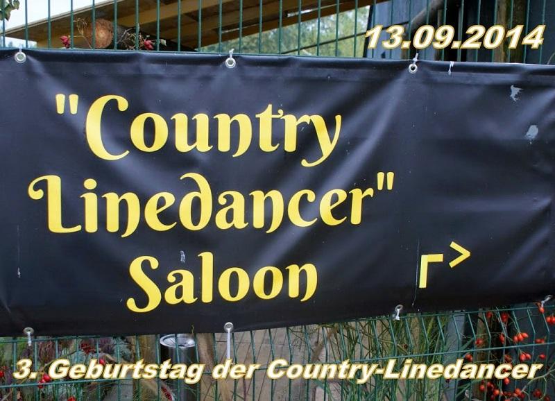 3.Geburtstag Countrylinedancer Berlin-Brandenburg