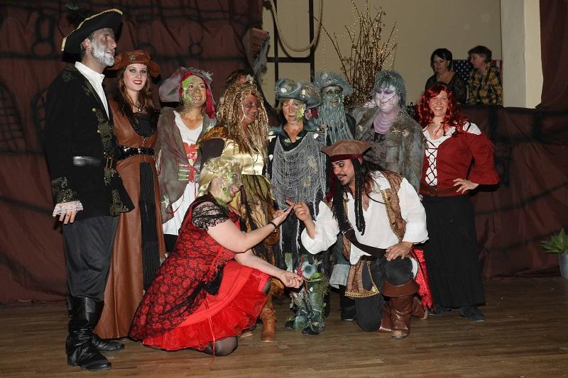 Piraten der Caribic Country Linedancer Berlin-Brandenburg e. V.
