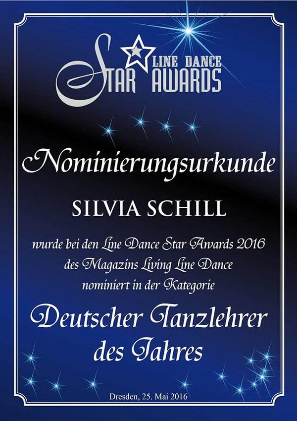 Silvia Schill, Line Dance Star Awards, #linedancestarawards #SilviaSchill
