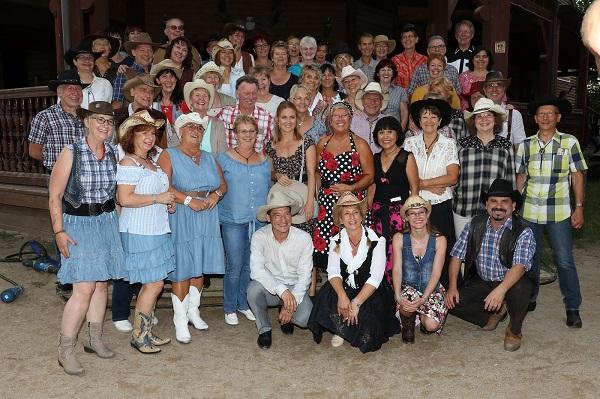 Country Linedancer Berlin-Brandenburg e. V., Krauses Umzug